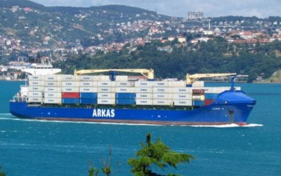 ARKAS LINE  – North continent to West Africa